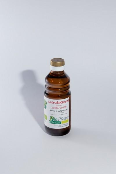 Bio Leindotteröl, kaltgepresst 0,25 l