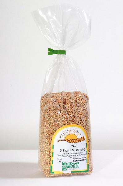 Bio 6-Korn-Getreidemischung 500 g