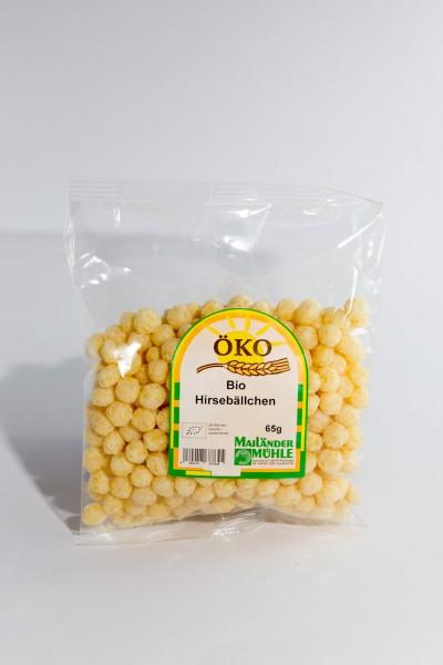 Bio Hirsebällchen 65 g