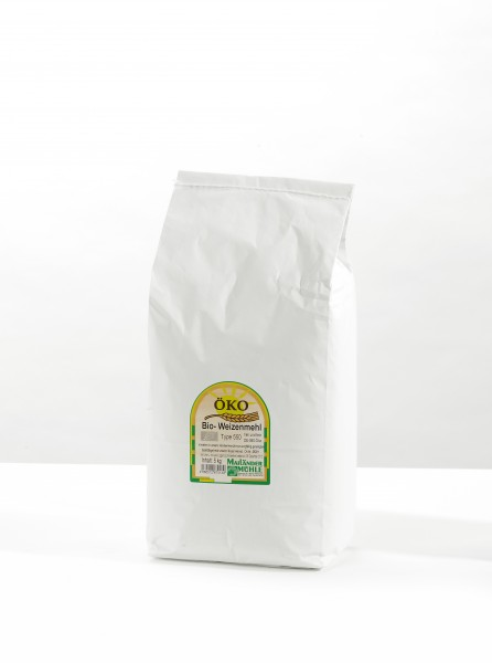 Bio Weizenvollkornmehl 5 kg