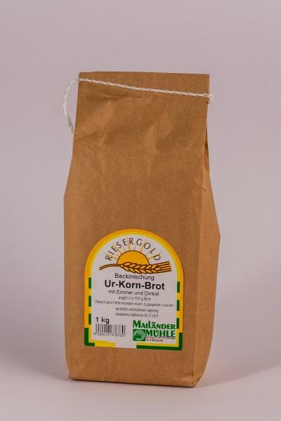 Backmischung Ur-Korn-Brot 1 kg