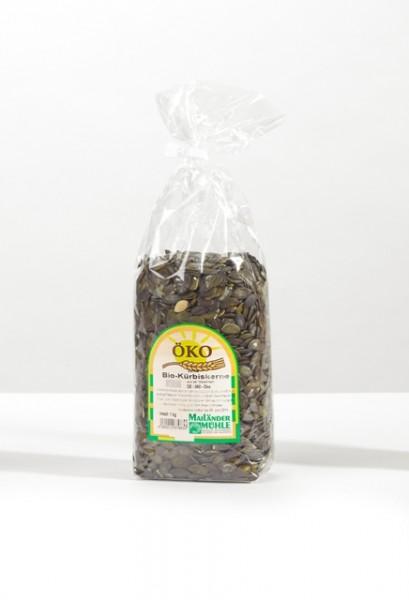 Bio Kürbiskerne (Steiermark) 1 kg