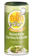 Salatfein Gartenkräuter ohne Geschmacksverstärker 220 g