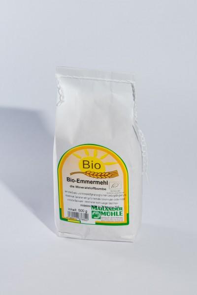 Bio Emmervollkornmehl 500 g