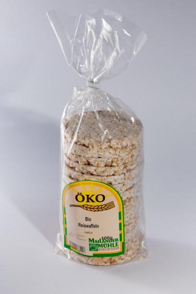 Bio Reiswaffeln natur 100 g