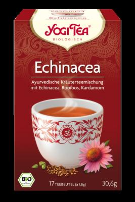 Yogi-Tee Echinacea öko Aufgussbeutel 17 Stück