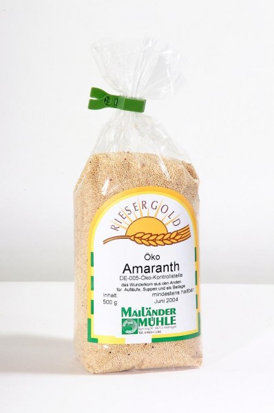Bio Amaranth 500 g