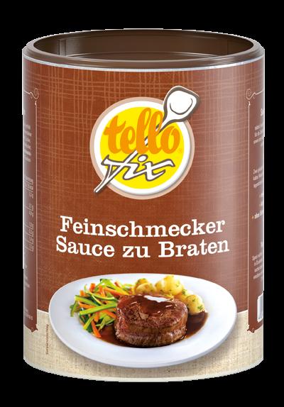 Feinschmeckersoße Sauce zu Braten, rein pflanzlich 470 g