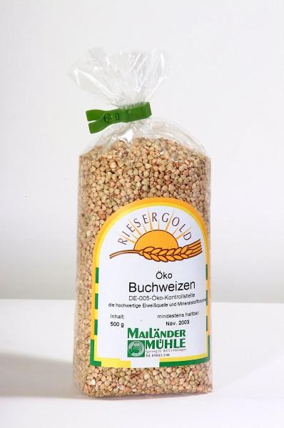 Bio Buchweizen 500 g