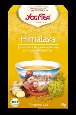 Yogi-Tee Himmalaya öko Aufgussbeutel 17 Stück