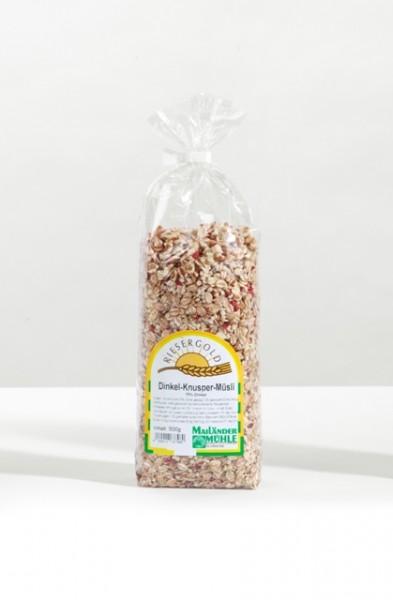 Dinkel-Knusper-Müsli 450 g