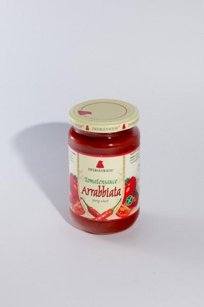 Bio Nudelsoße Arabiata 340 g