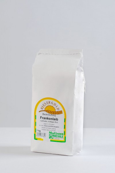 Backmischung Frankenlaib 1 kg