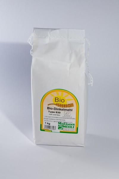 Bio Dinkelmehl Type 630 12,5 kg