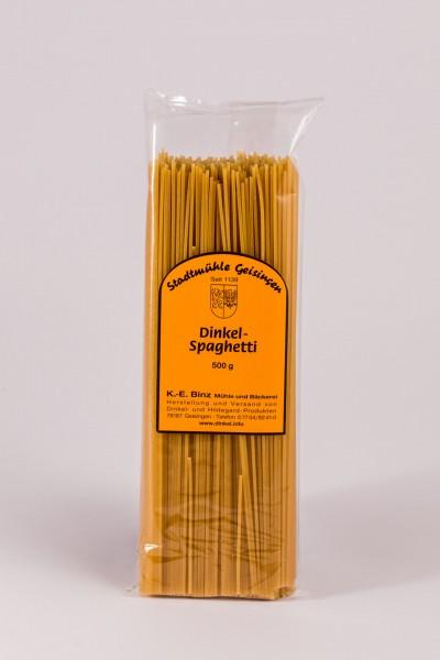 Dinkelnudeln mit Ei - Spaghetti 500g