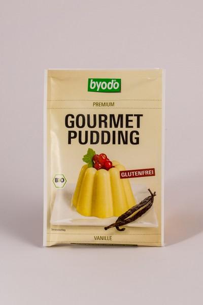 Bio Vanille-Pudding 36 g