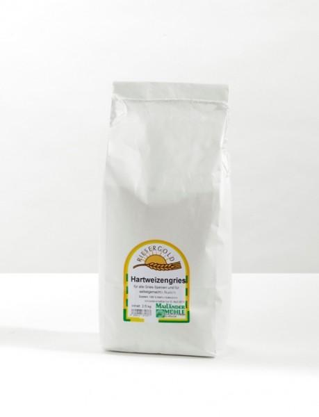 Hartweizengries 2,5 kg