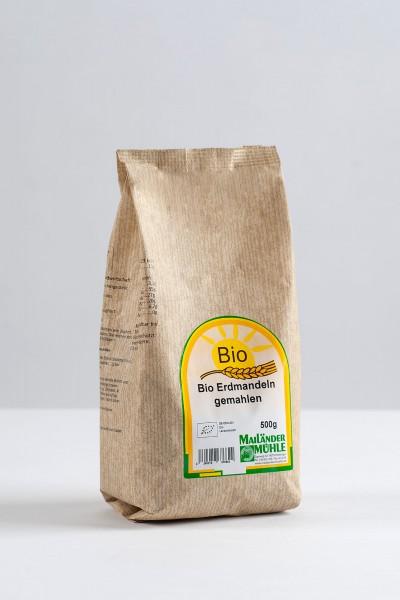 Bio Erdmandeln gemahlen 500 g