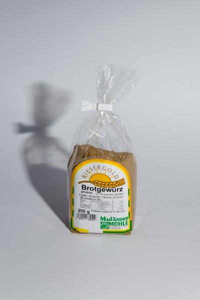 Brotgewürz, gemahlen 200 g