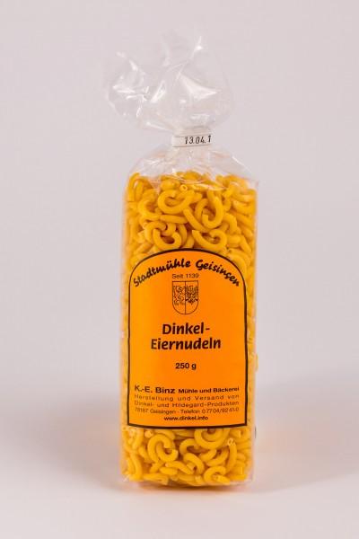 Dinkelnudeln mit Ei - Gabelspaghetti 250g