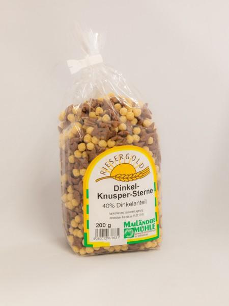 Dinkel-Knusper-Sterne 200 g