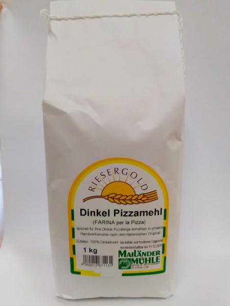 Dinkel-Pizzamehl 1 kg