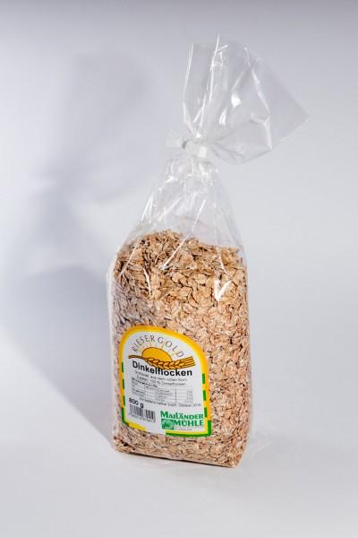 Dinkelflocken Grossblatt 800 g