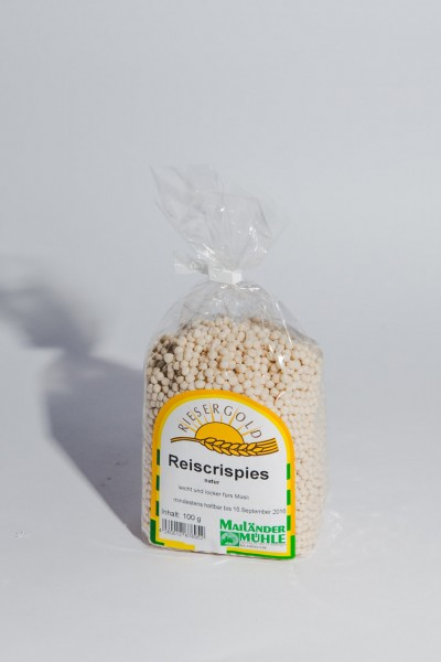 Reiscrispies natur 100 g