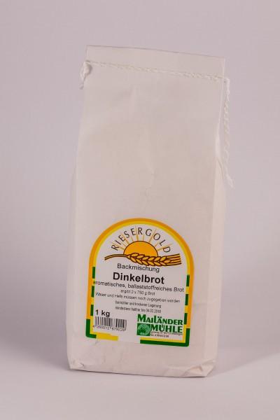 Backmischung Dinkelbrot 1 kg