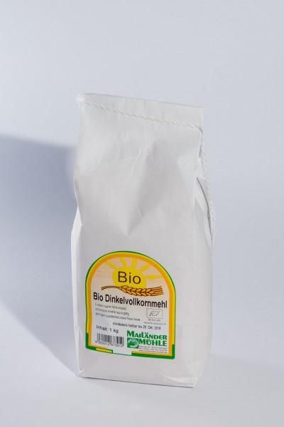 Bio Dinkelvollkornmehl 1 kg