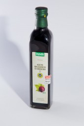 Bio Balsamicoessig rot 0,5 l