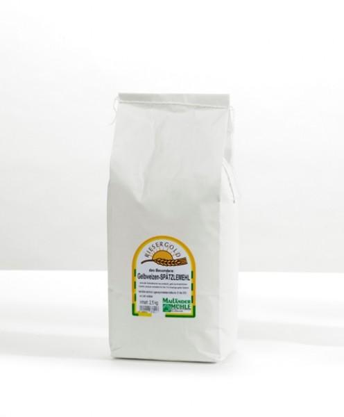Gelbweizenspätzlemehl 2,5 kg