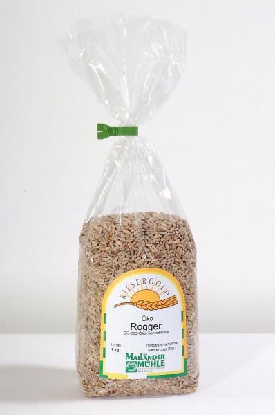 Bio Roggenkerne 1 kg