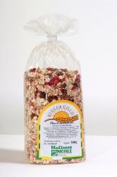 Bio Früchte-Müsli 500 g