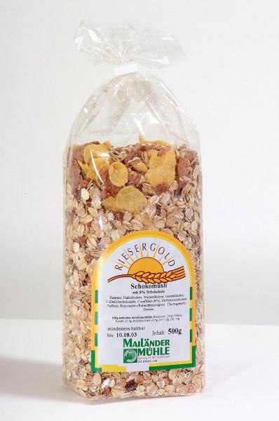 Schoko-Knusper-Müsli 500 g