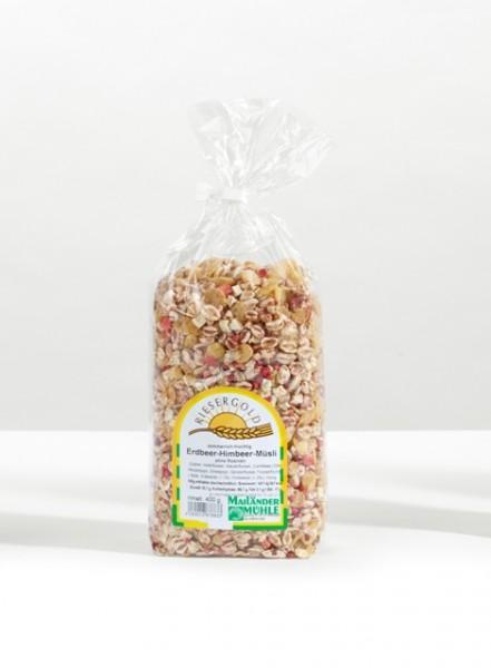 Erdbeer-Himbeer-Müsli 400 g