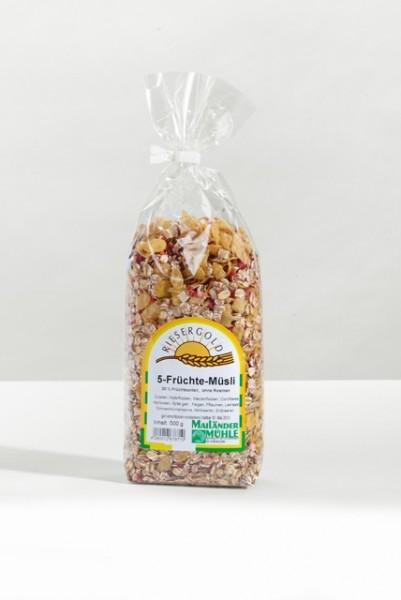 5-Früchte-Müsli 500 g