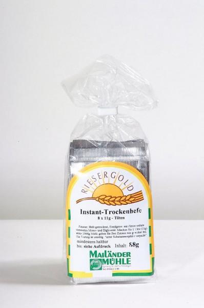 Instant-Trockenback-Hefe 8 x 11 g