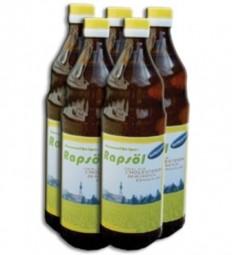 Donaualtheimer Rapsöl , kaltgespresst 0,75 l