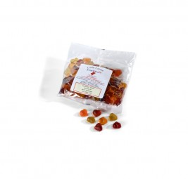 Gute-Laune Fruchtsaftherzen 150 g