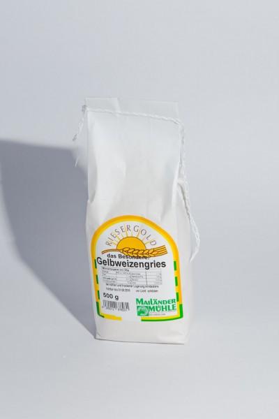 Gelbweizengries 500 g
