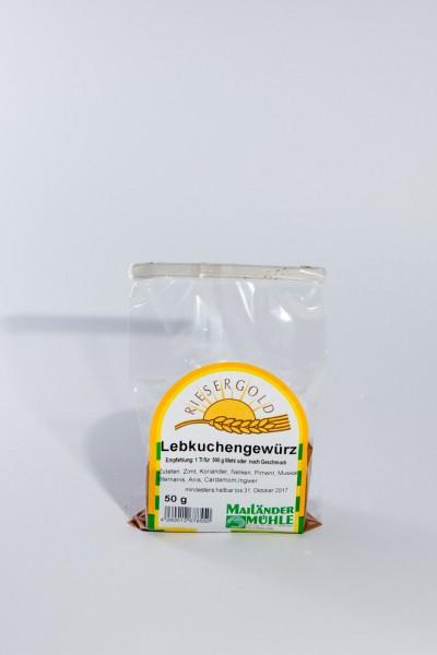 Lebkuchengewürz 50 g