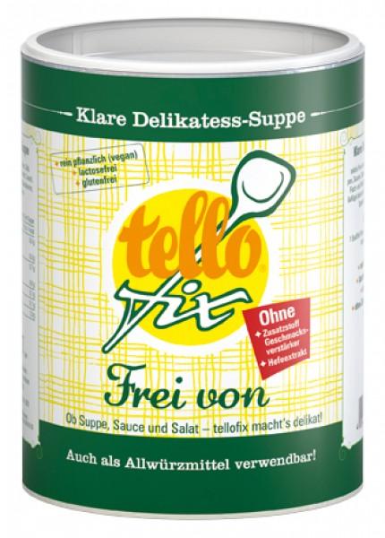 """Tello Fix """"frei von"""" ohne Geschmacksverstärker, rein pflanzlich 220 g"""