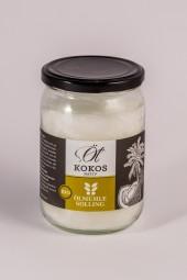 Bio Kokos-Öl nativ 500 g