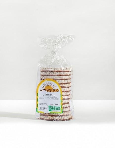 Schoko-Reiswaffeln Vollmilch 200 g