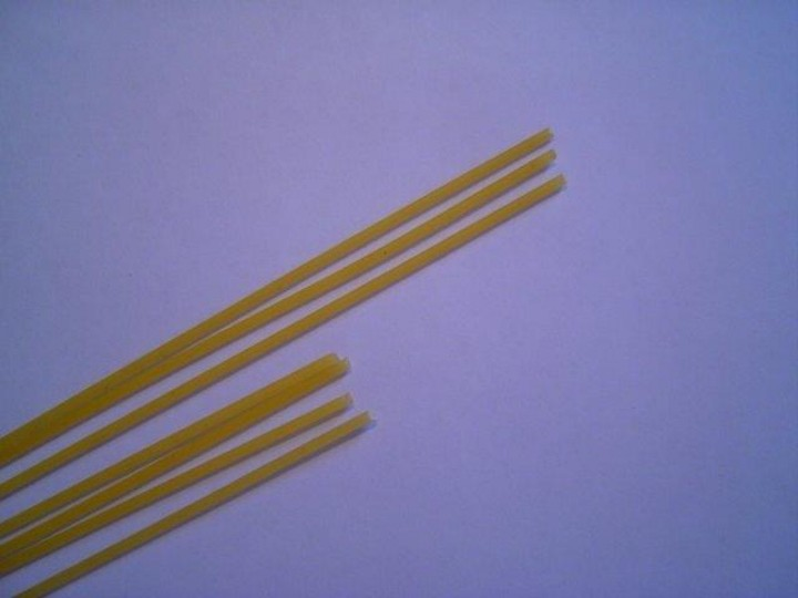 Pasta Nudeln (ohne Ei) - Spaghetti 500 g