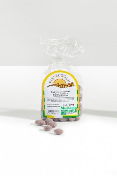 Schoko-Zimt-Mandeln 200 g