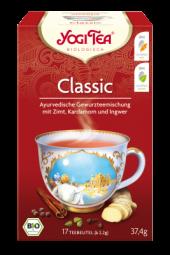Yogi-Tee Classic öko Aufgussbeutel 17 Stück